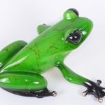Ollie - A new bronze frog from Tim Cotterill